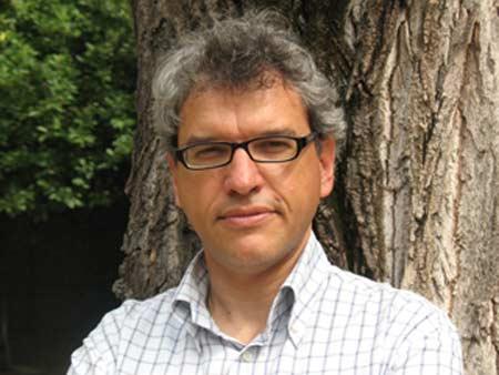 """Francesco Carraro, autore del romanzo apocalittico """"Diario dell'apocalisse"""""""