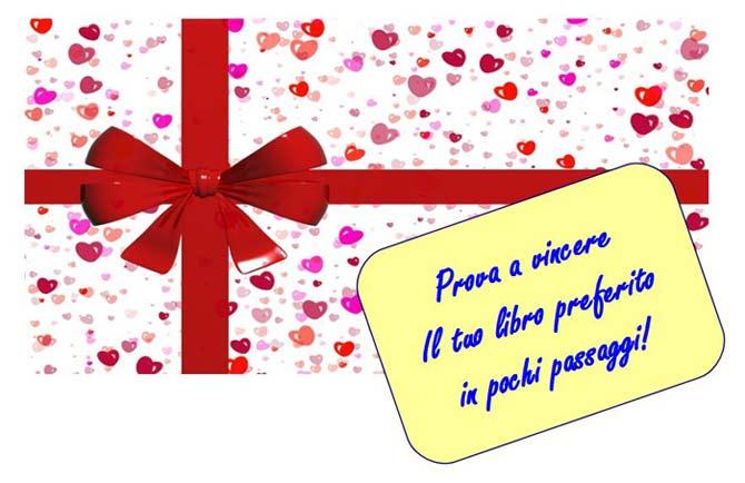 Giveaway, vinci gratis ebook e libri